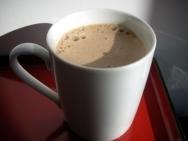 Agua de cacao