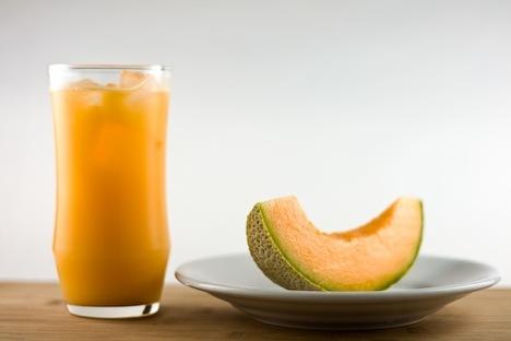 Agua de melón