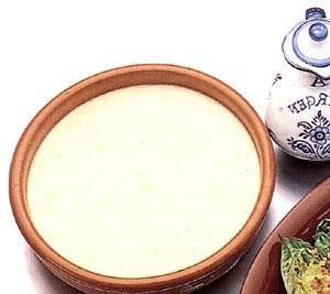 Ajo blanco andaluz