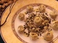 Alcachofas con vinagreta
