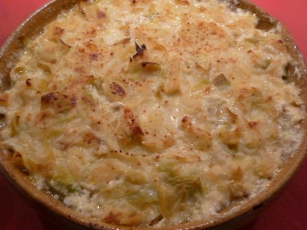 Bacalao al queso de Idiazabal