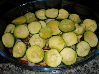 Berenjenas y calabacines a la vinagreta