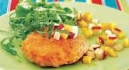 Bistec tártaro de salmón