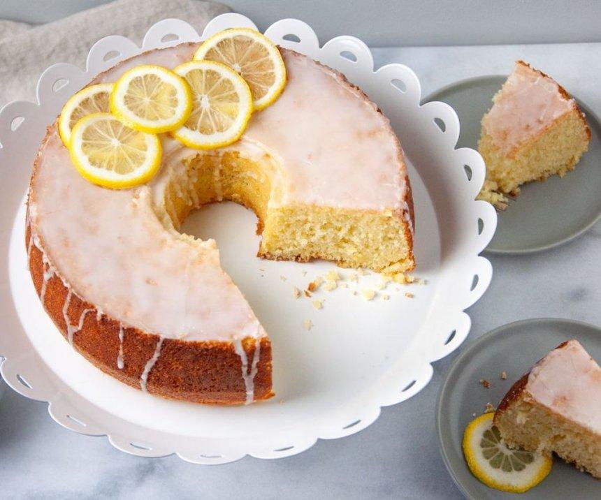 Bizcocho de limón en Thermomix
