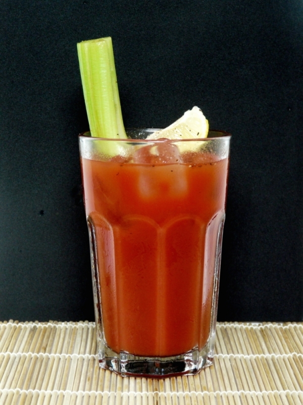 Bloody Mary a mi estilo