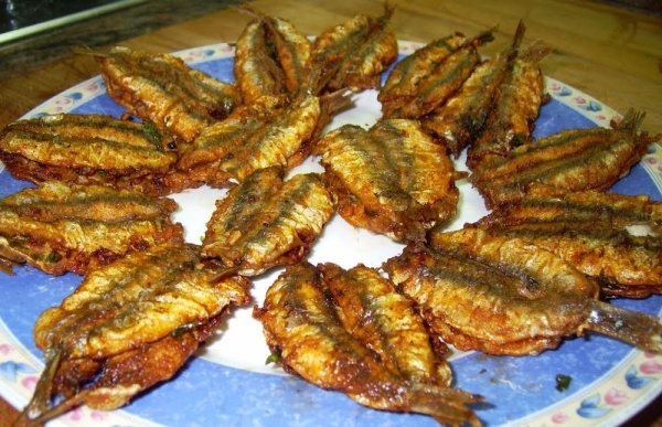 Boquerones marroquies