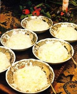Budin de arroz