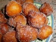 Buñuelos de naranja