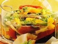 Cazuela de verduras al horno