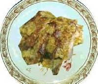 Chuletas al queso de Cabrales