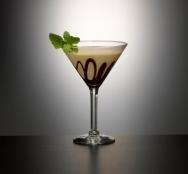 Cóctel Martini Chocolate