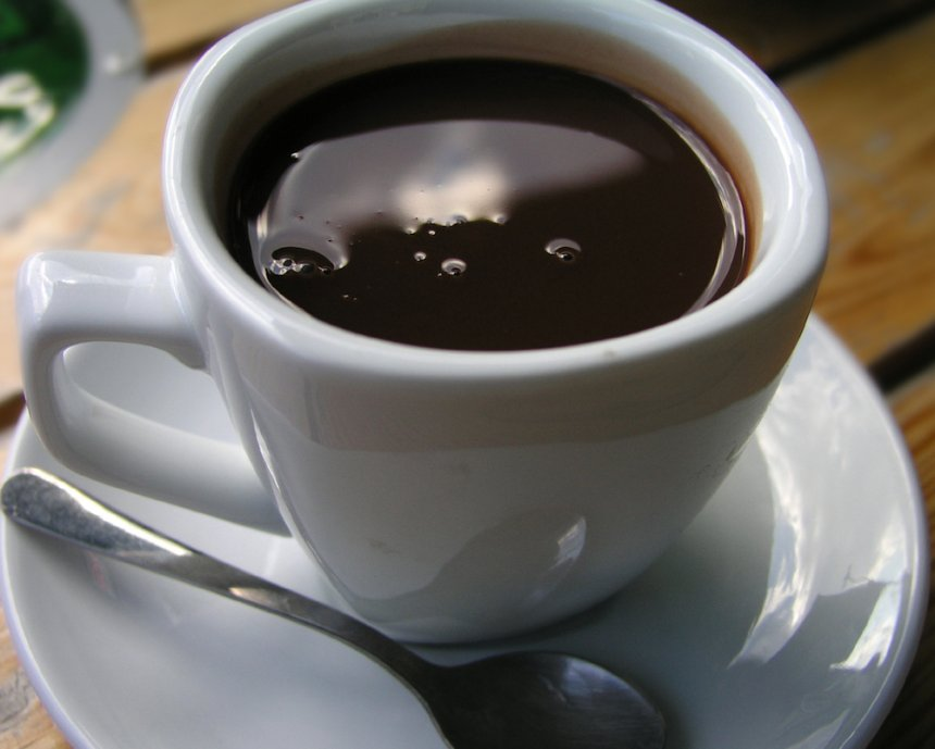 Crema de chocolate al coñac
