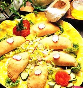 Empanadas murcianas