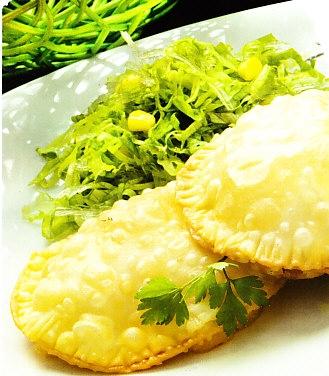 Empanadillas orientales