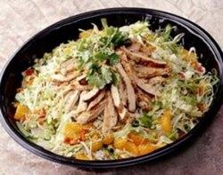Ensalada china de pollo
