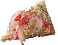 Ensalada de cola de langosta