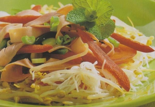 Ensalada vietnamita