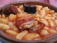 Fabada al estilo asturiano