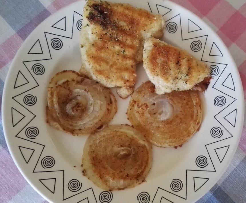 Filetes de pollo rellenos