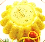 Flan de patatas