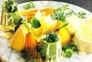 Flanecitos de verduras
