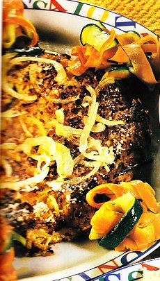 Fritura de arroz al huevo con cebolla