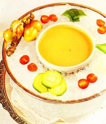 Gazpacho al vinagre de jerez
