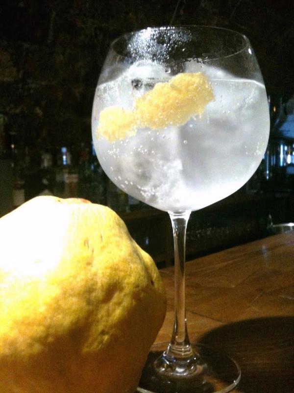Gin Tónic al jazmín