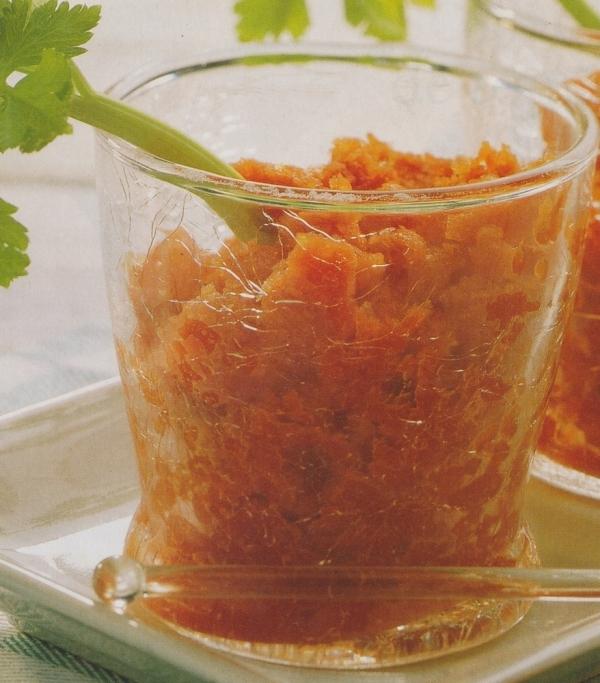 Granizado de tomate