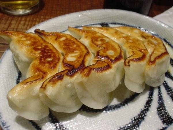 Gyoza (Empanadillas chinas)