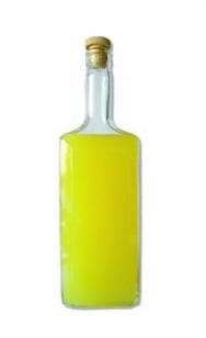 Licor de limón casero