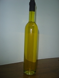 Licor de naranja casero