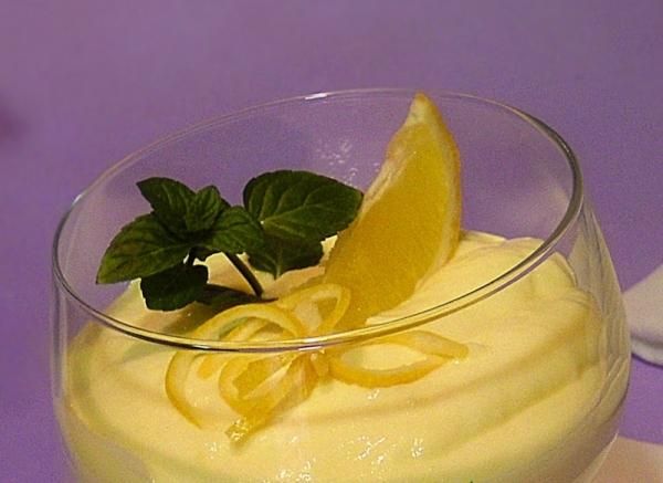 Limón a la crema