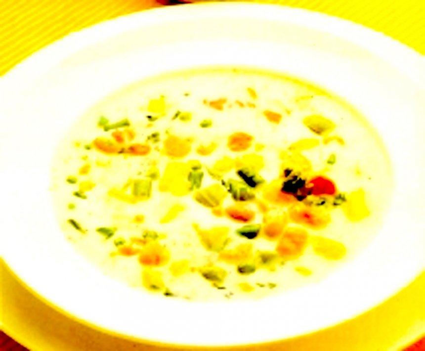 Menestra de verduras a la crema