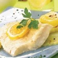 Merluza al limón