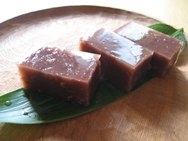 Mizu Yokan (Gelatina dulce)