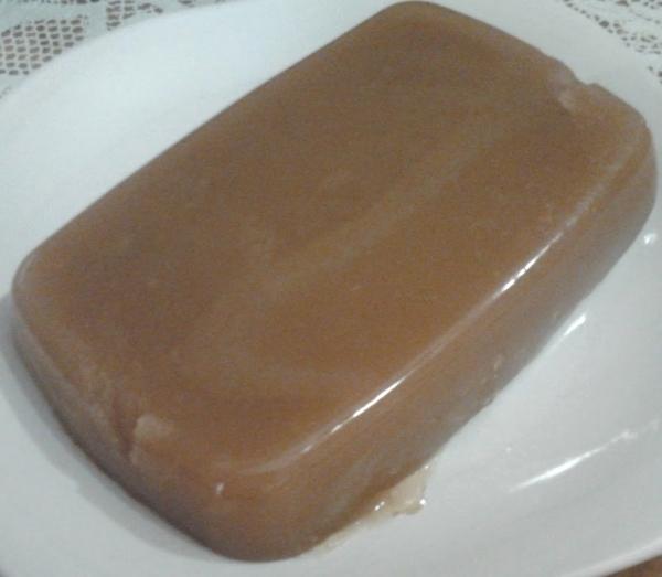 Mostillo (morta de harina y frutos secos)