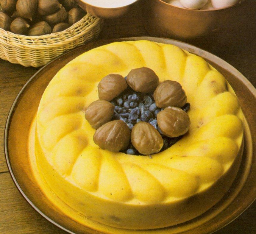 Mousse de Marrons Glacés