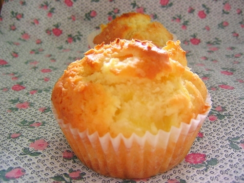 Muffins de Hawai