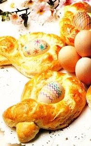 Nidos de Pascua