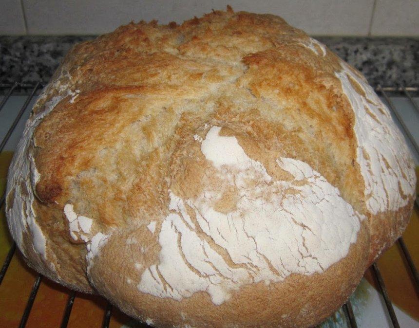 Pan de payés en robot