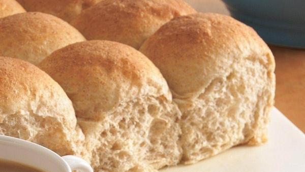 Pan express sin levado