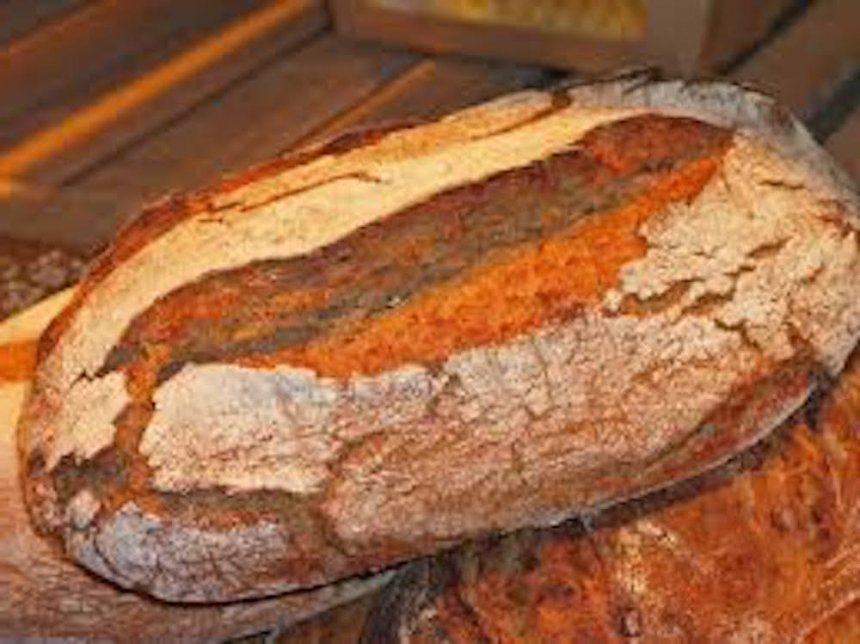 Pan integral con bicarbonato