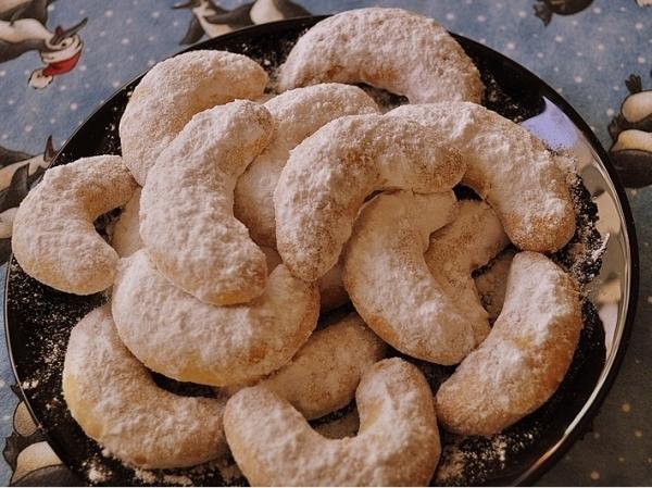 Pastas de Navidad de Austria