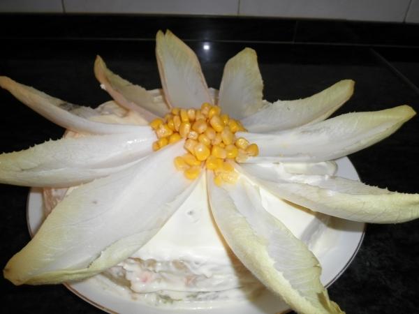 Pastel margarita