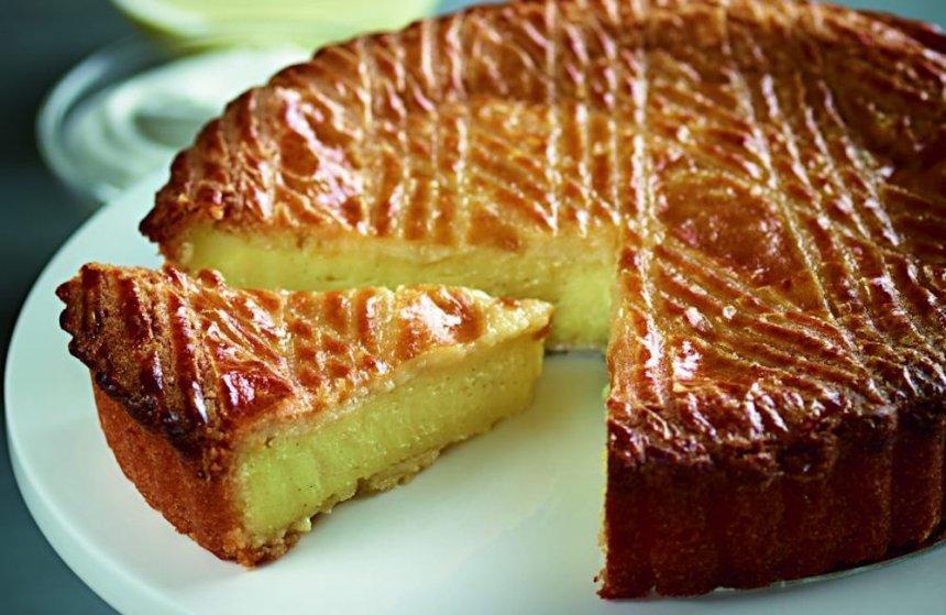 Pastel vasco (gâteau basque)