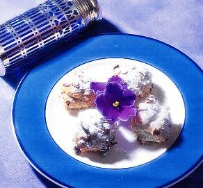 Pastelitos rellenos de crema
