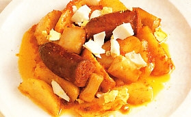 Patatas a la burgalesa
