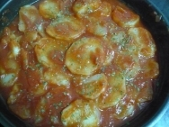 Patatas a la siciliana