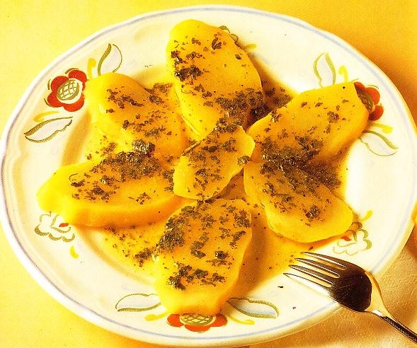 Patatas al mayordomo